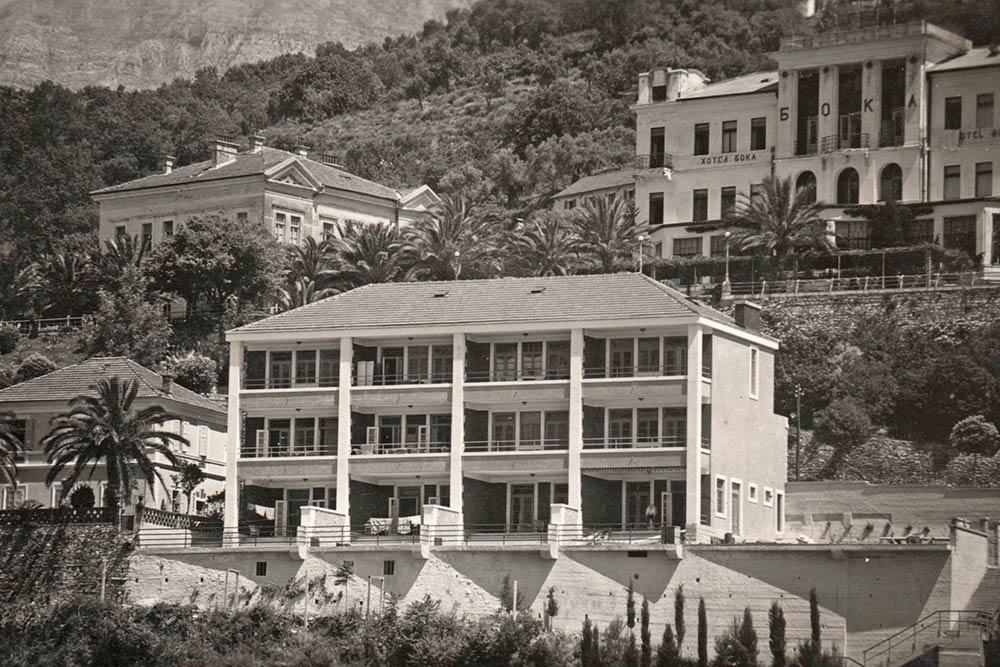 Vila Rivijera, fotografija