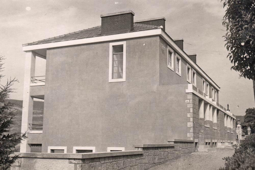 Fotografija bočne fasade