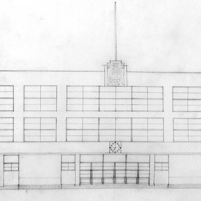 Segment glavne fasade