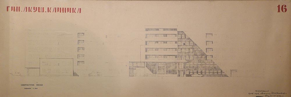 Severoistočna fasada