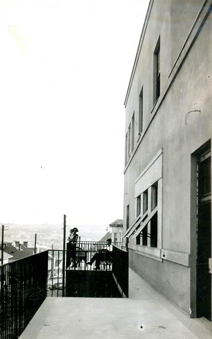 Villa Kaja, terrace segment