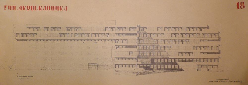 Jugozapadna fasada