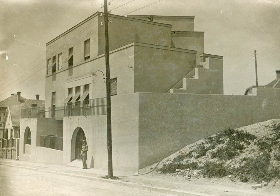 Villa Kaja, photo from the late 1920s