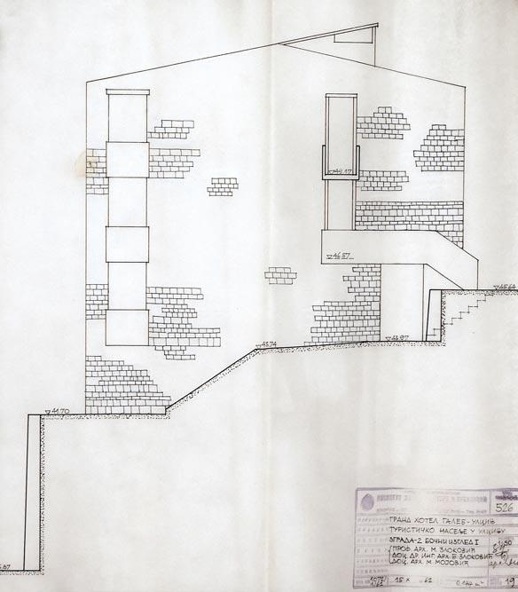 Side view II, building 3