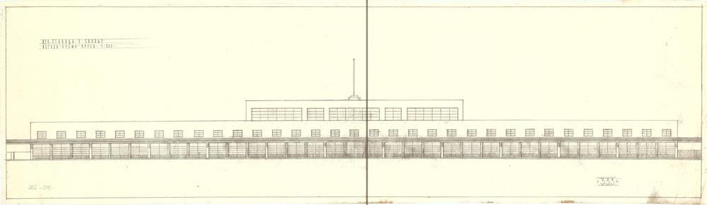 Izgled sa železničkih perona