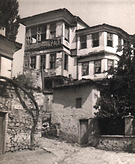 Gradska kuća u Ohrdu, fotografija iz 1935. godine