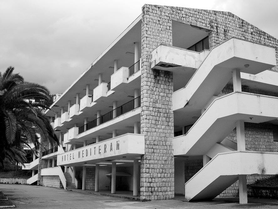Hotel Mediteran, photo