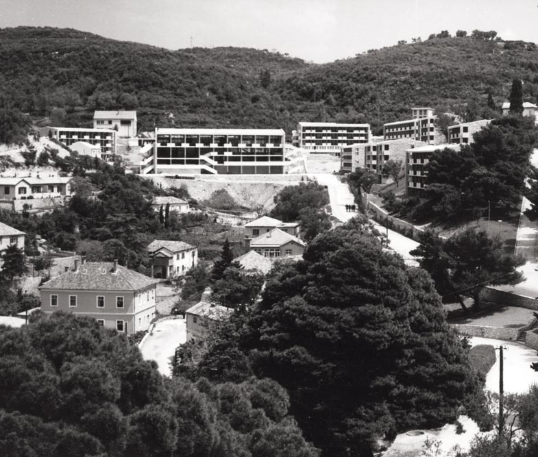 View of the tourist complex, photo