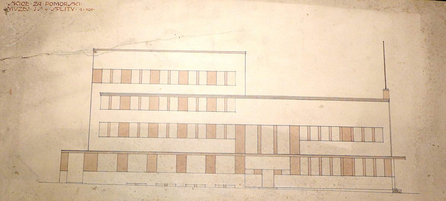 Bočna duža fasada