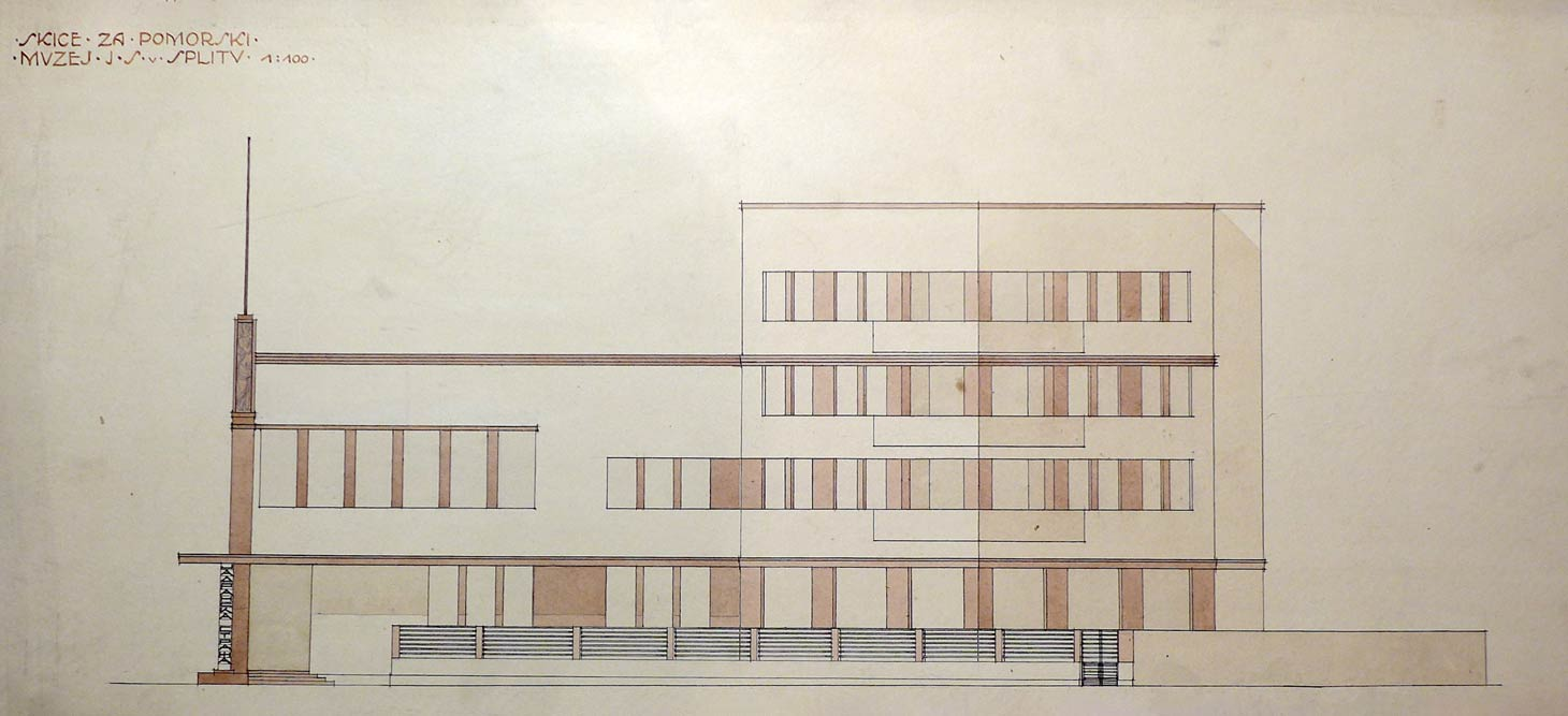 Druga duža fasada