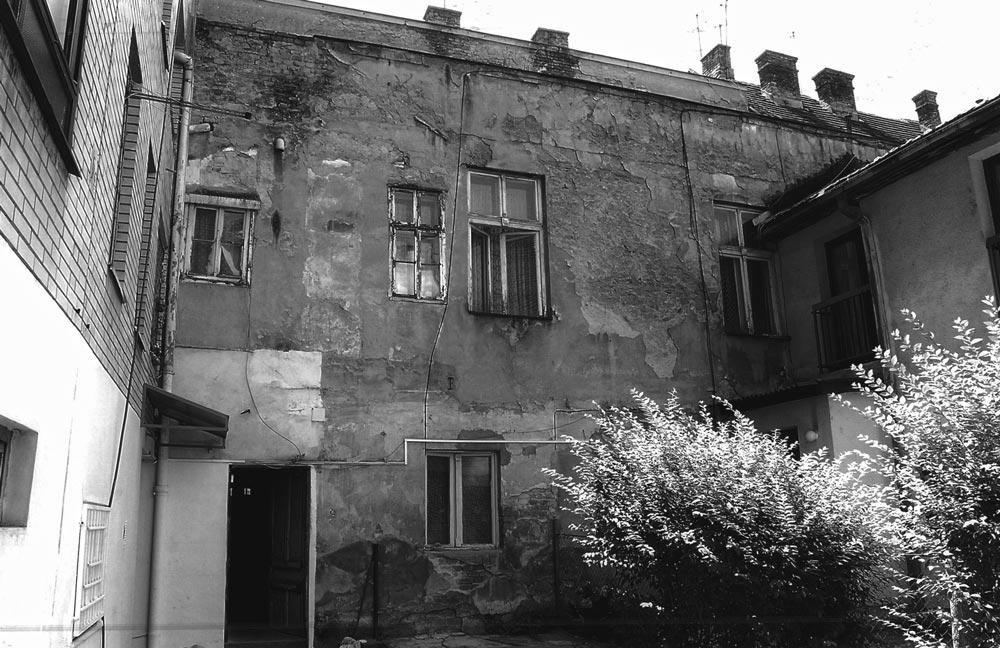 Dvorišna fasada, fotografija