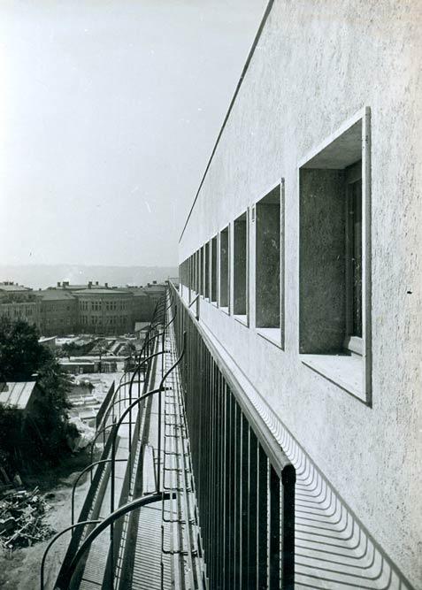 Terrace segment