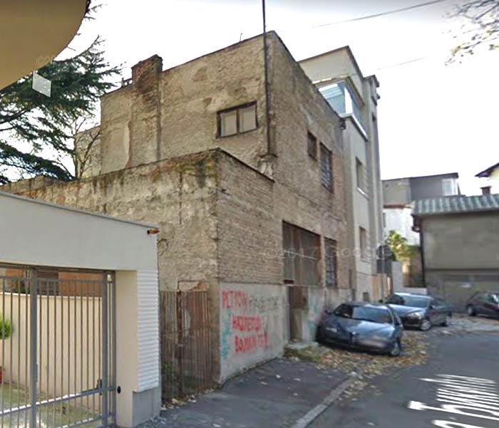 Vila Prendić, sadašnje stanje