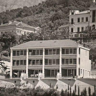 Vila Rivijera (zgrada Andrije Franovića)